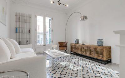 Rehabilitación de vivienda de lujo en Balmes, Barcelona